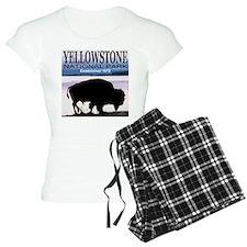 Yellowstone National Park Est Pajamas