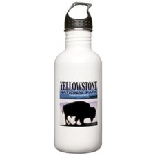 Yellowstone National Park Est Water Bottle
