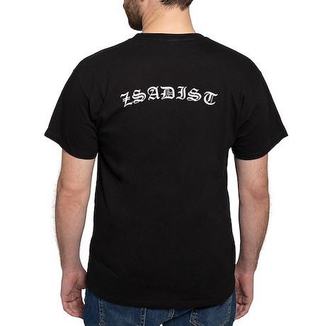 MBLM Dark Standard Fit Dark T-Shirt - Zsadist