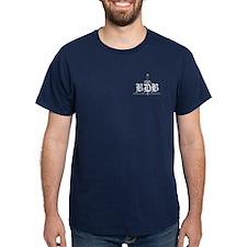 BDB Logo Standard Fit T-Shirt - Lassiter