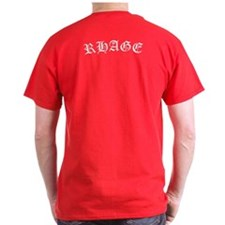 BDB Logo Standard Fit T-Shirt - Rhage