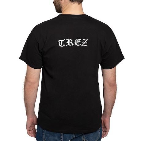 BDB Logo Standard Fit Dark T-Shirt - Trez