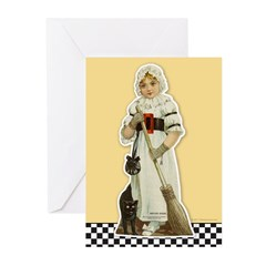 MOTHER GOOSE PAPER DOLL Greeting Cards (Pk of 20)