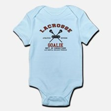Lacrosse Goalie Infant Bodysuit