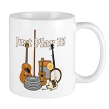 Just Play It! Mug