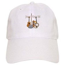 Just Play It! Baseball Baseball Cap