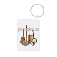 Just Play It! Keychains