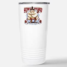 Unique Beer logo Travel Mug