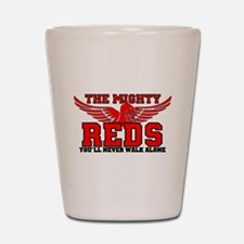 KopsRedArmy 3rd Reg. Shot Glass