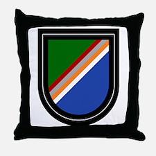 Rangers Throw Pillow