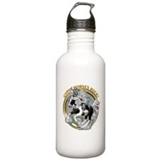 Gypsy Horses Rock Water Bottle