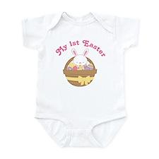 My 1st Easter Bunny Infant Bodysuit