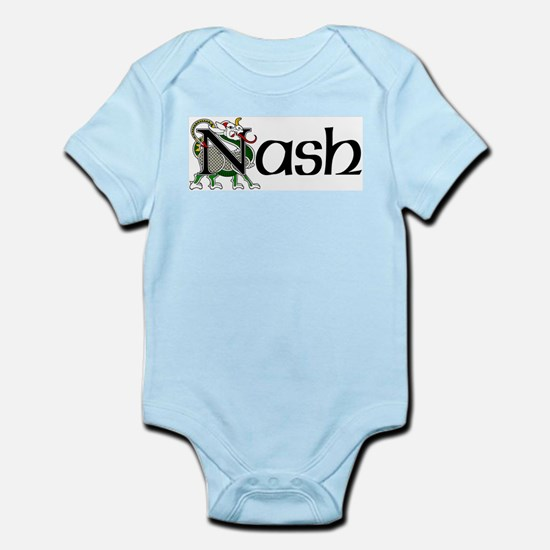 Nash Celtic Dragon Infant Creeper