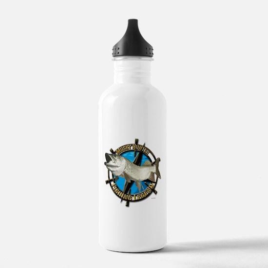 Musky Legend Water Bottle