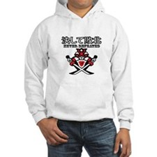 Support Japan- Never Defeated Hoodie