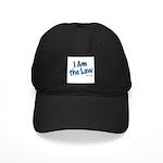 I Am the Law Black Cap
