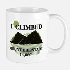 I Climbed Mount Bierstadt Mug