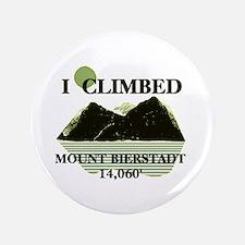 "I Climbed Mount Bierstadt 3.5"" Button"
