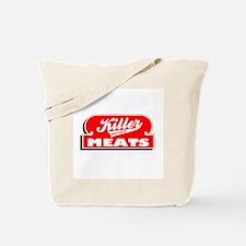 Killer Meats Tote Bag