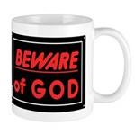 Atheist humor Mug