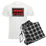Atheist humor Men's Light Pajamas