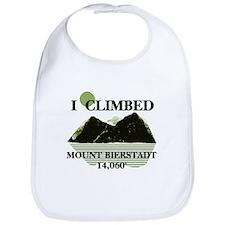 I Climbed Mount Bierstadt Bib