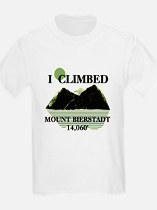 I Climbed Mount Bierstadt T-Shirt