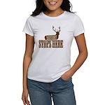 THE BUCK Women's T-Shirt