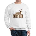 THE BUCK Sweatshirt