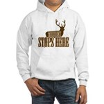 THE BUCK Hooded Sweatshirt
