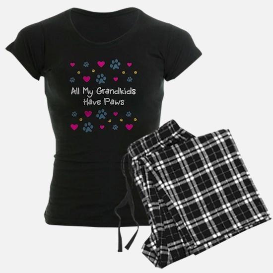 All My Grandkids Have Paws Pajamas