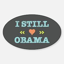 Still Heart Obama Bumper Stickers