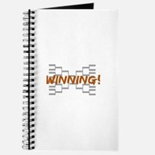 Winning (Brackets) Journal