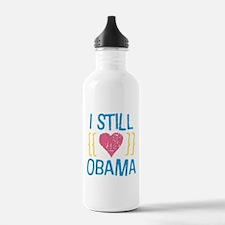 Still Love Obama Water Bottle