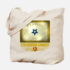 5th Georgia Cavalry Tote Bag