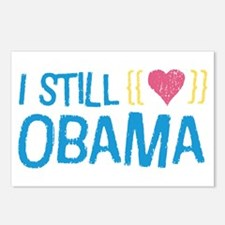 Still Love Obama Postcards (Package of 8)
