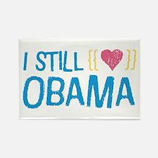 Still Love Obama Rectangle Magnet