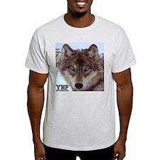 Wolf YNP, Wyoming T-Shirt