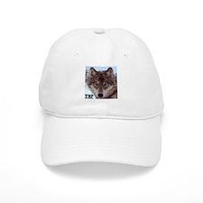Wolf YNP, Wyoming Baseball Cap