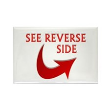 KEEP SEARCHING Rectangle Magnet (10 pack)