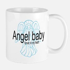 Angel Baby in My Heart Mug