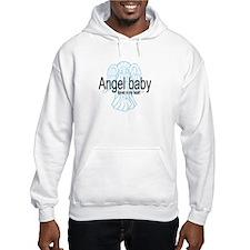 Angel Baby in My Heart Hoodie