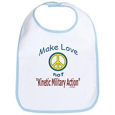 Kinetic Military Action Bib