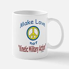Kinetic Military Action Mug