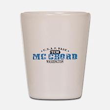 McChord Air Force Base Shot Glass