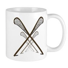 Traditional Lacrosse Sticks Mug