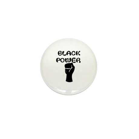 ~Black Power!!!~ Mini Button