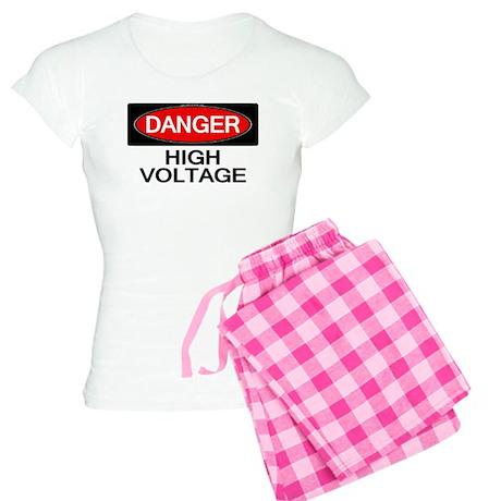 Danger! High Voltage Women's Light Pajamas