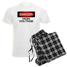Danger! High Voltage Pajamas