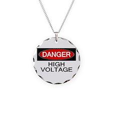 Danger! High Voltage Necklace